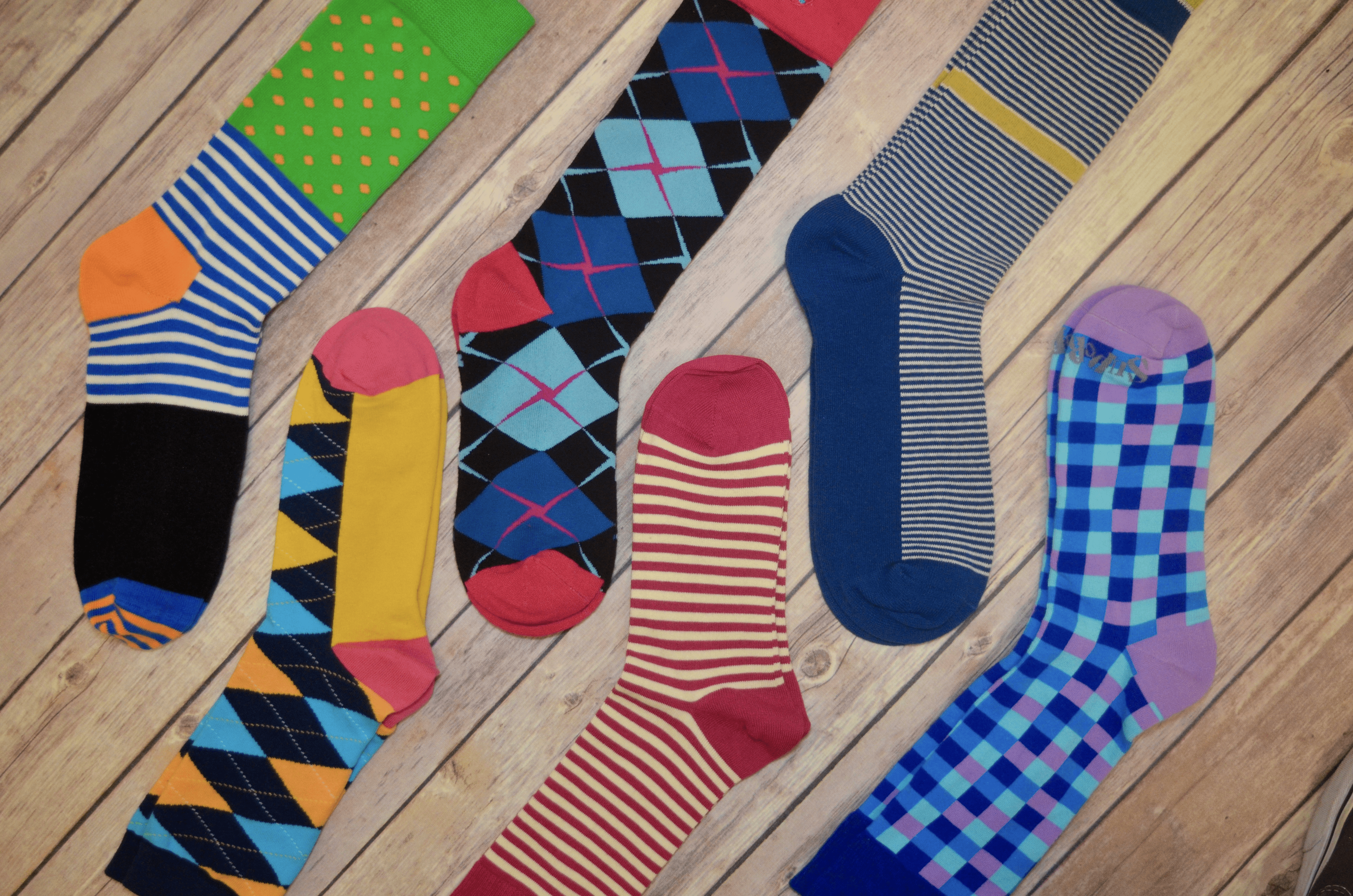 The Gentleman's Box Sock of the Month Black Friday Day Coupons! Save 40% First Month!