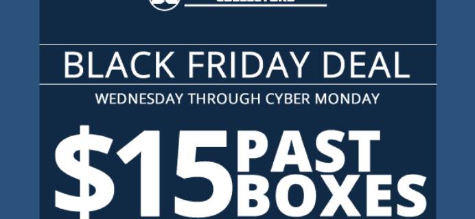 DC Legion of Collectors Cyber Monday Sale –  – Past Boxes $15!