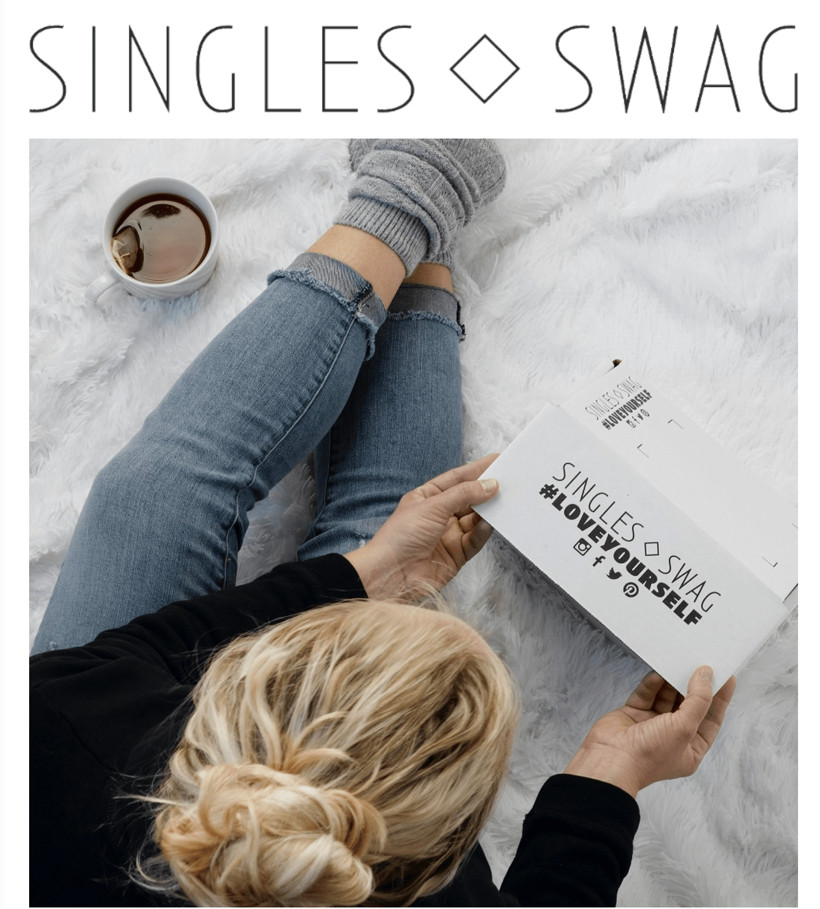 SinglesSwag ONE DAY Sale: Save 30%!