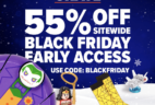 Loot Vault Black Friday Sale: 55% Off Sitewide!