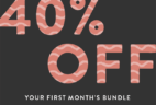 Honest Company Black Friday Coupon: 40% Off Bundles for New Members!