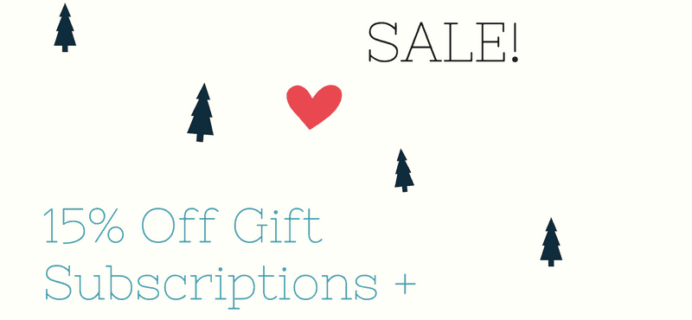Ecocentric Mom Black Friday Sale:Free Bonus Gift + 15% Off Gift Subscriptions!