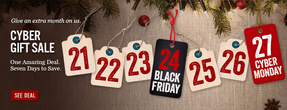 California Wine Club Black Friday Deal: Extra Month on Gift Subscriptions!