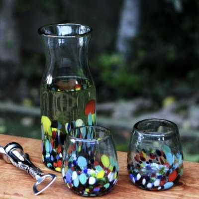 GlobeIn Black Friday Deal: FREE Glassware Set With Subscription!