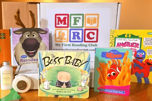 My First Reading Club Black Friday Deal! Save 20%