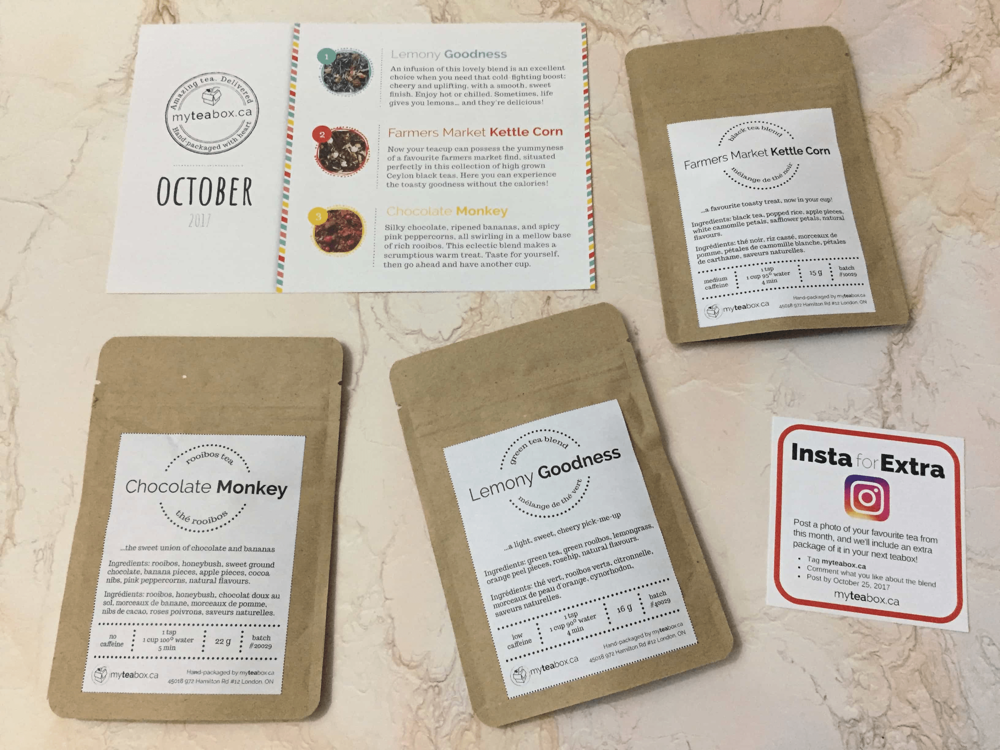MyTeaBox Black Friday Deal – 30% Off Subscriptions!