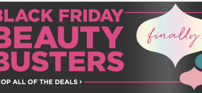 Ulta Black Friday Beauty Busters Are Here + Coupon!