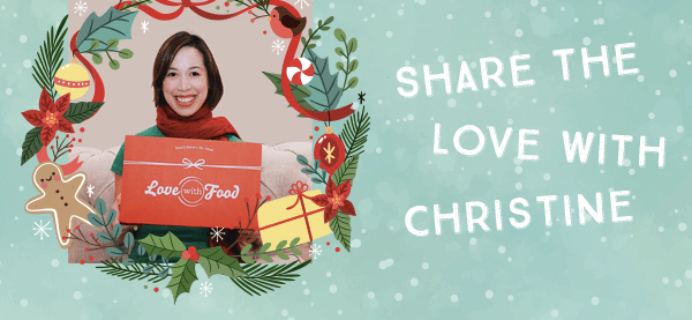 Love With Food Holiday Sale: FREE Bonus Box + $10 Off!
