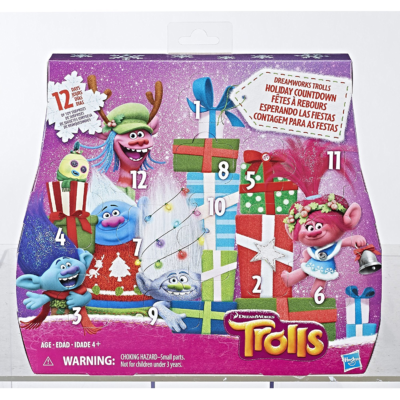 DreamWorks Trolls Advent Calendar Available Now!