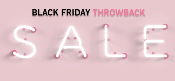 GLOSSYBOX Cyber Monday Deals – $10 Mystery Boxes HALF off First Month!