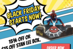 The Stan Lee Box Black Friday Coupons!