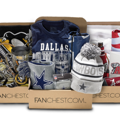 Fanchest New England Patriots Championship Fanchest Available Now + Full Spoilers!