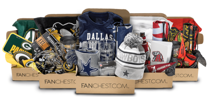 Fanchest Grandpa Appreciation Day Coupon: Buy One Get 25% Off ANY Chest – TODAY ONLY!