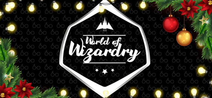 GeekGear World of Wizardry Cyber Monday 2017 Coupon: Get 15% Off Subscriptions!
