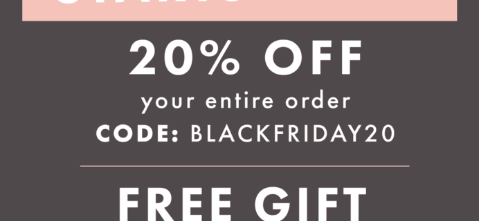 Bombay & Cedar Black Friday Sale! 20% Off Subscriptions!