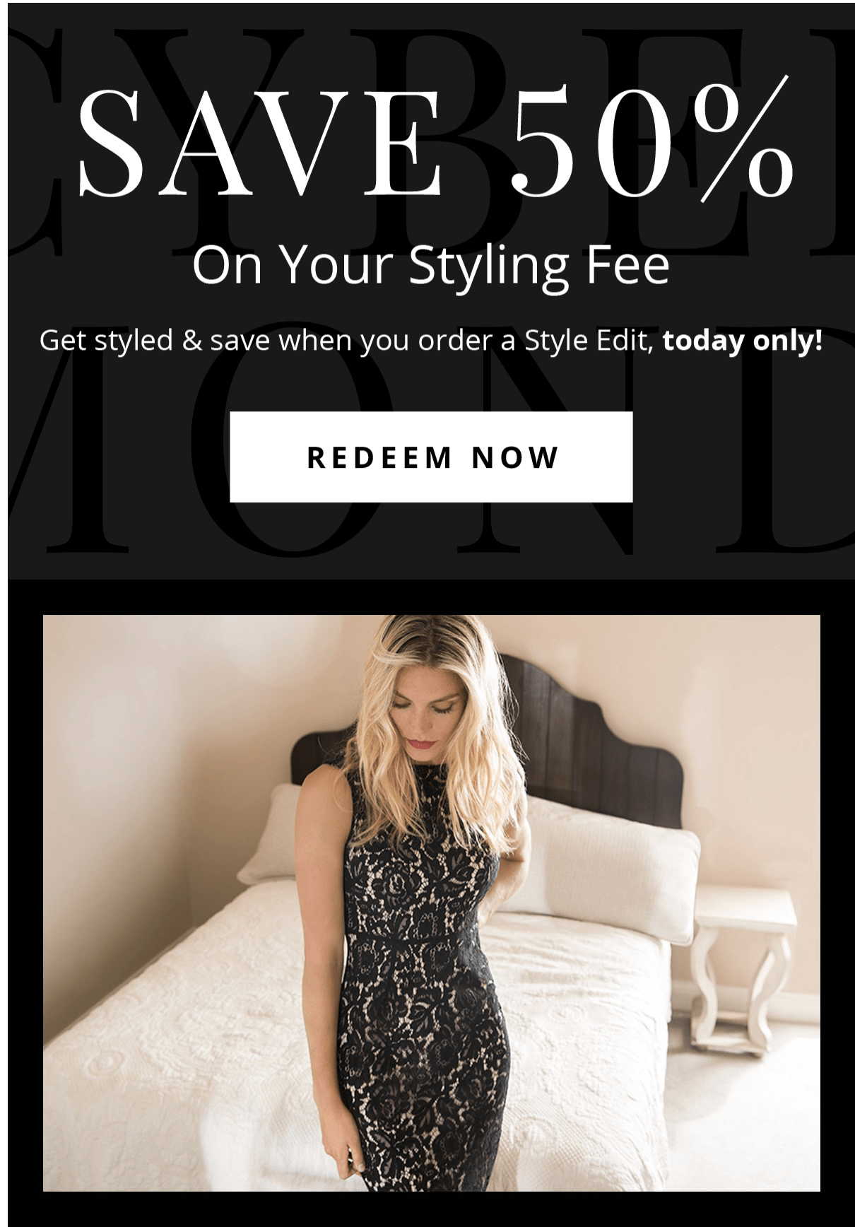 EXTENDED: Wantable Style Edit Styling Fee HALF OFF for Cyber Monday!