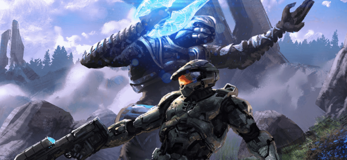 BACK TODAY ONLY: Halo Legendary Crate 30% OFF Coupon + FREE Mystery Bundle!
