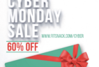Fit Snack Cyber Monday Sale! 60% Off!