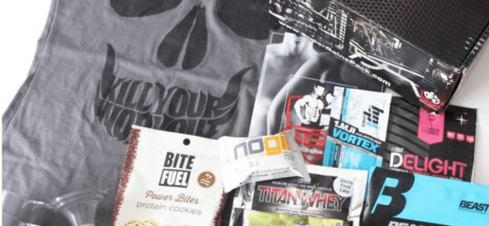 Super Gains Pack Subscription Box Sunday Deal: Save 20% on any subscription!