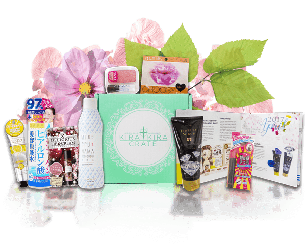 Kira Kira Crate Subscription Box Sunday Coupon: Save 15% on any subscription!