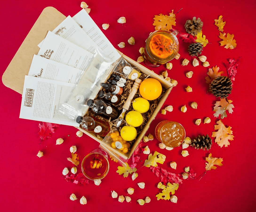 Shaker & Spoon Cocktail Club Subscription Box Sunday Deal: Save 20% on any subscription!