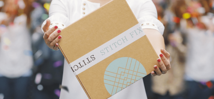Stitch Fix Coupon: Get your first box styling fee waived!!