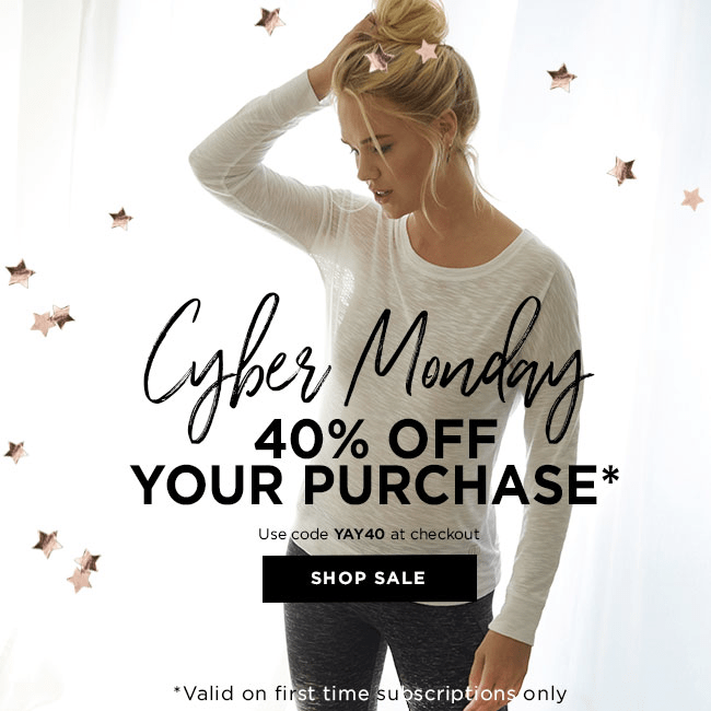 Ellie Cyber Monday Coupon: 40% Off!