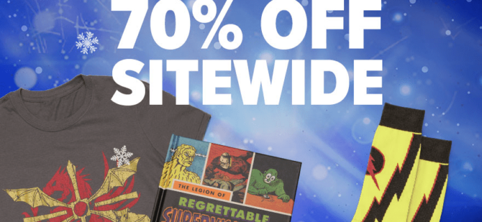 Loot Vault Cyber Monday Sale: 70% Off Sitewide! EXTENDED!