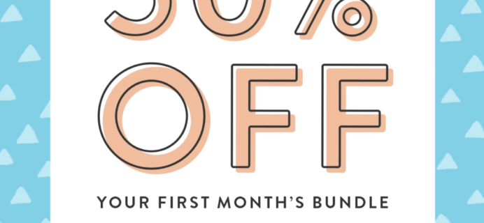 Honest Company Cyber Monday Coupon: 50% Off Bundles for New Members!