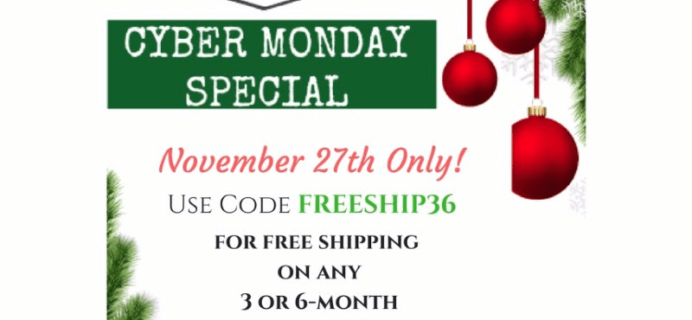 Roost Crate Cyber Monday Coupon: Free Shipping!