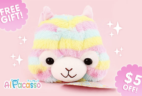 Kawaii Box $5 Cyber Monday Coupon + FREE Alpacasso purse!