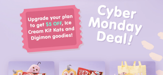YumeTwins Cyber Monday Deal – $5 Off + FREE Bonus Items!