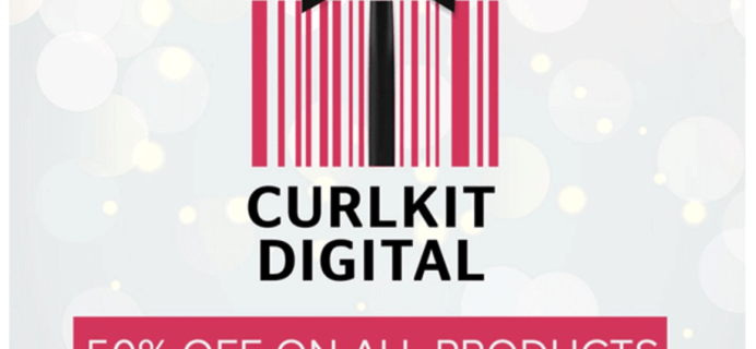 CurlKit Cyber Monday Sale: Save 50% on Everything!