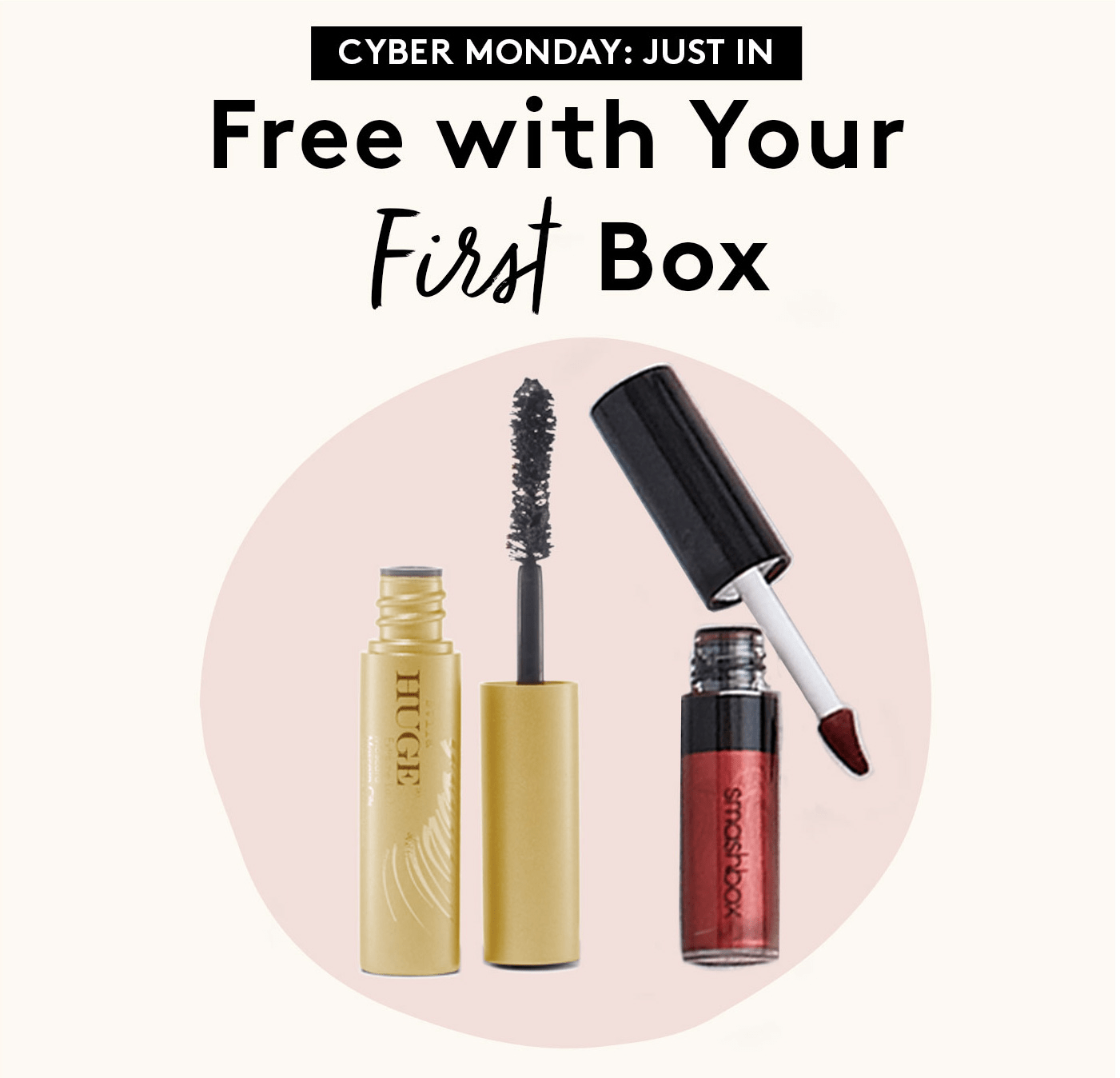 FREE Lip & Lash Duo With Birchbox Subscription! TODAY ONLY!