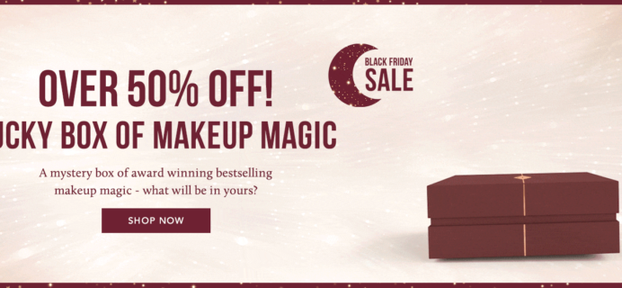 Charlotte Tilbury Cyber Monday Mystery Boxes Available Now + Coupon!