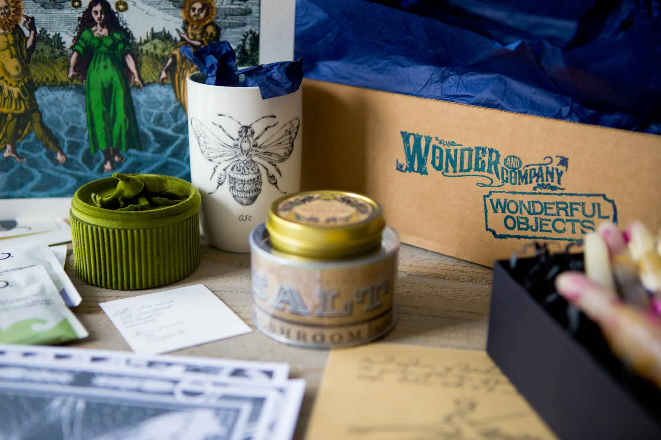Wonderful Objects by Wonder & Co Fall 2018 Spoiler + Coupon!
