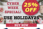 Sports Crate Cyber Week Coupon: Save 25%