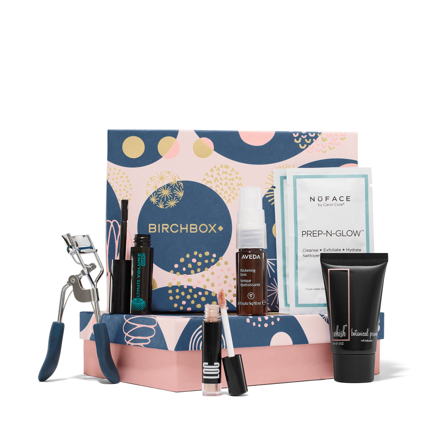 Birchbox December 2017 On the Dot, Off the Cuff Curated Box Available Now in the Shop!