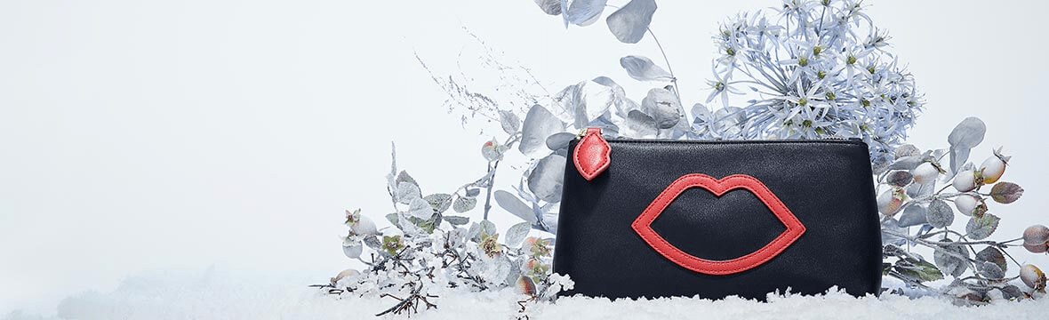{UK} Lookfantastic x Lulu Guinness Limited Edition Beauty Bag 20% Off Voucher Code!