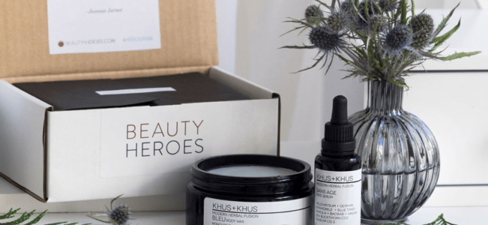 Beauty Heroes December 2017 Complete Spoilers!