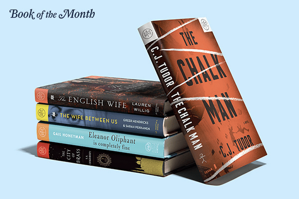 Last Call for December 2017 Book of the Month + First Month $5 Coupon!