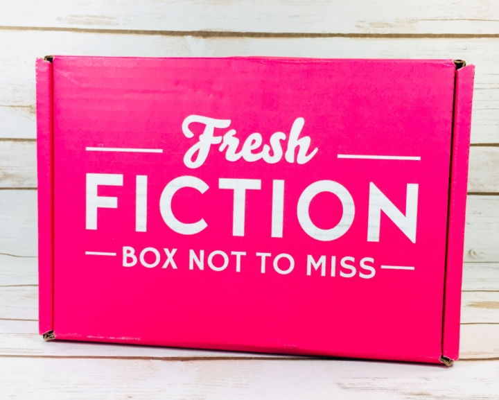 Fresh fiction box november 2017 subscription box review coupon fresh fiction box not to miss is a monthly book subscription that sends 5 7 books for 2595 shipping is free to the us but they also ship worldwide fandeluxe Gallery