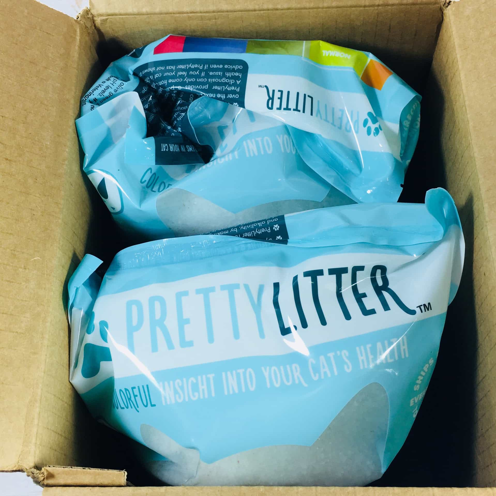 PrettyLitter Subscription Box Review + Coupon – October 2017