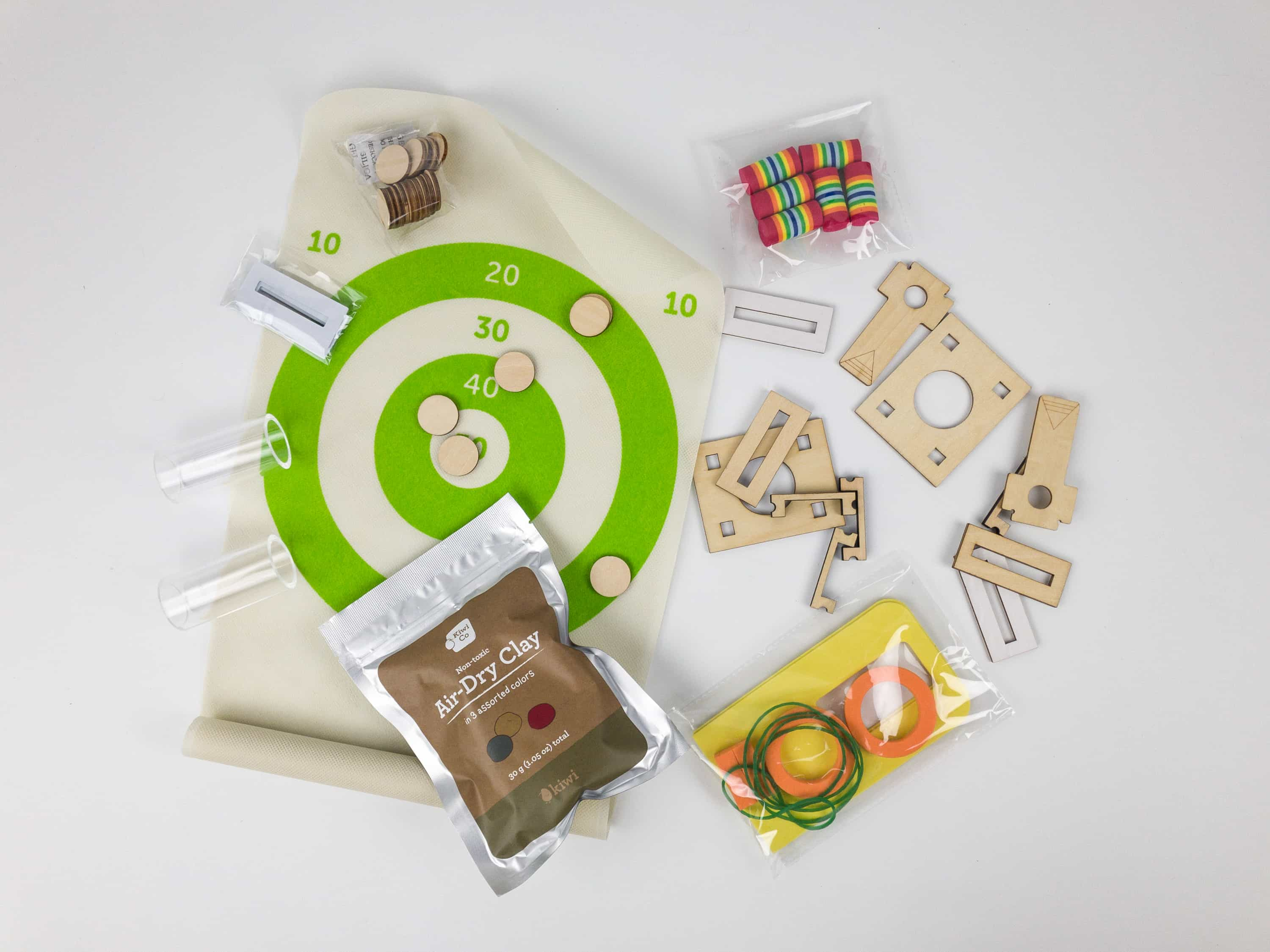 Kiwi Crate Review & Coupon – Disk Launchers!