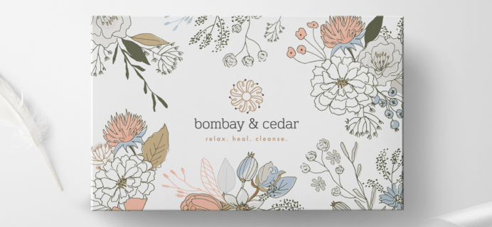 Bombay & Cedar Winter 2017 Limited Edition Box Spoilers Round 3!