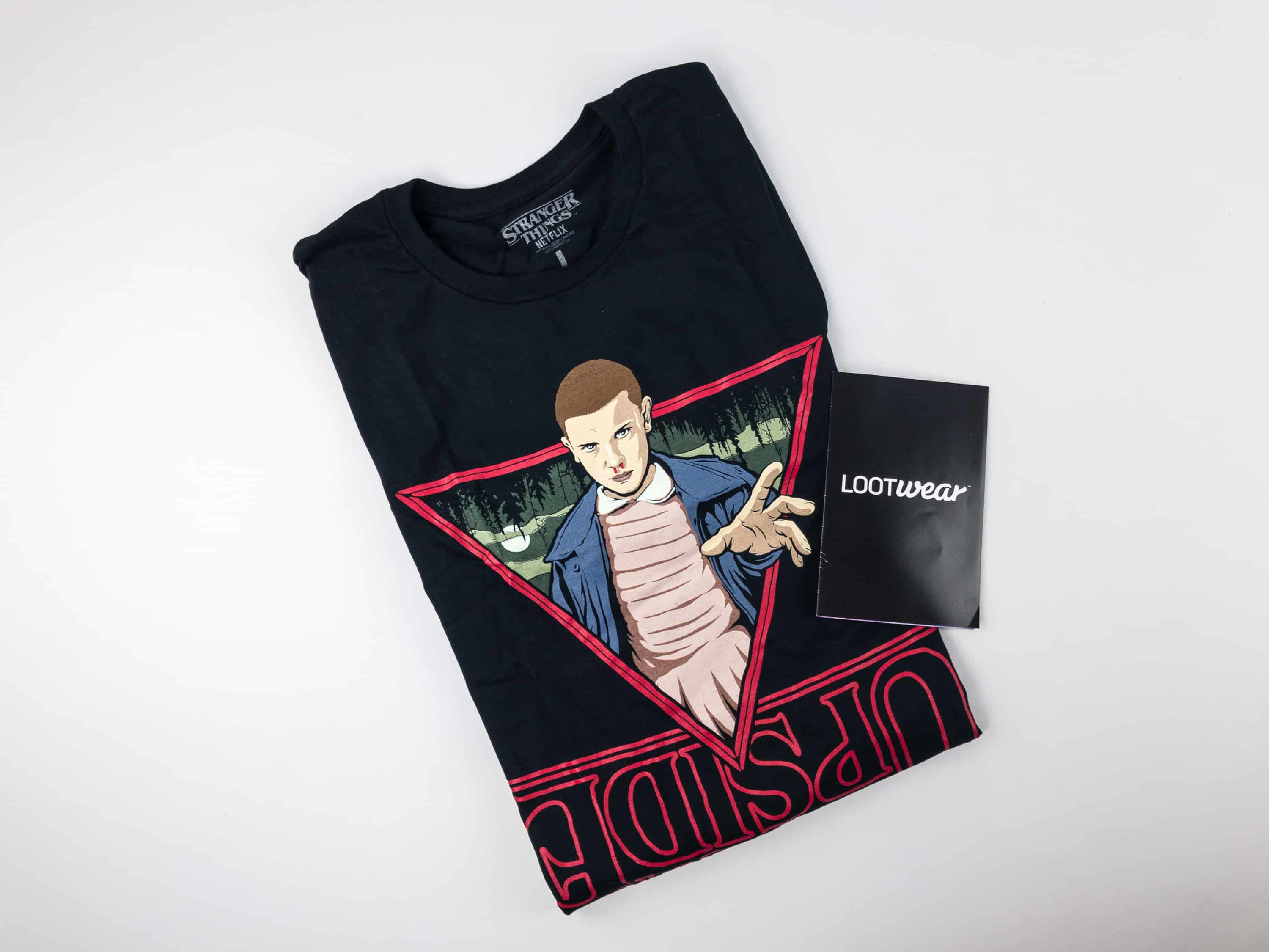 Loot Tees October 2017 Review & Coupon