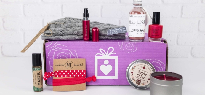 MomGiftBox Subscription Box Review + 50% Off Coupon – November 2017