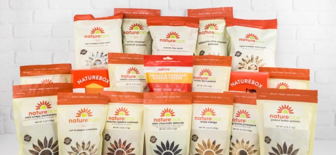 NatureBox Holiday Box Review & Coupon