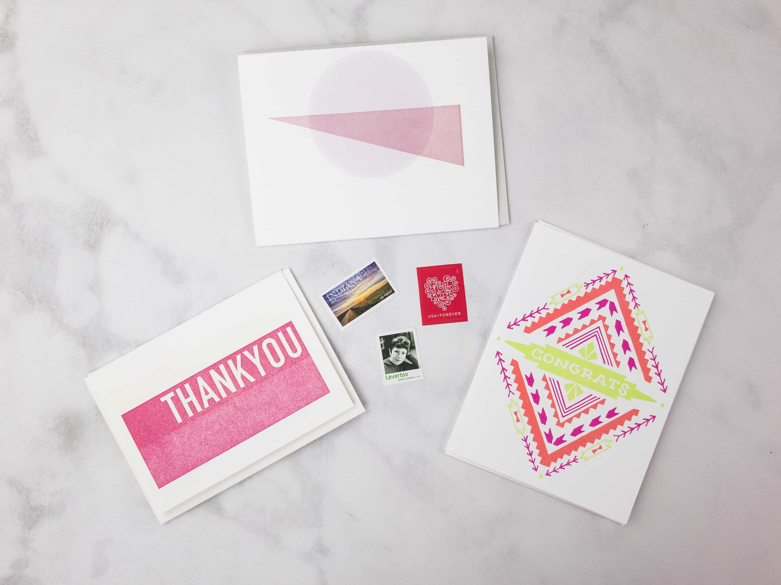 Nicely Noted November 2017 Subscription Box Review