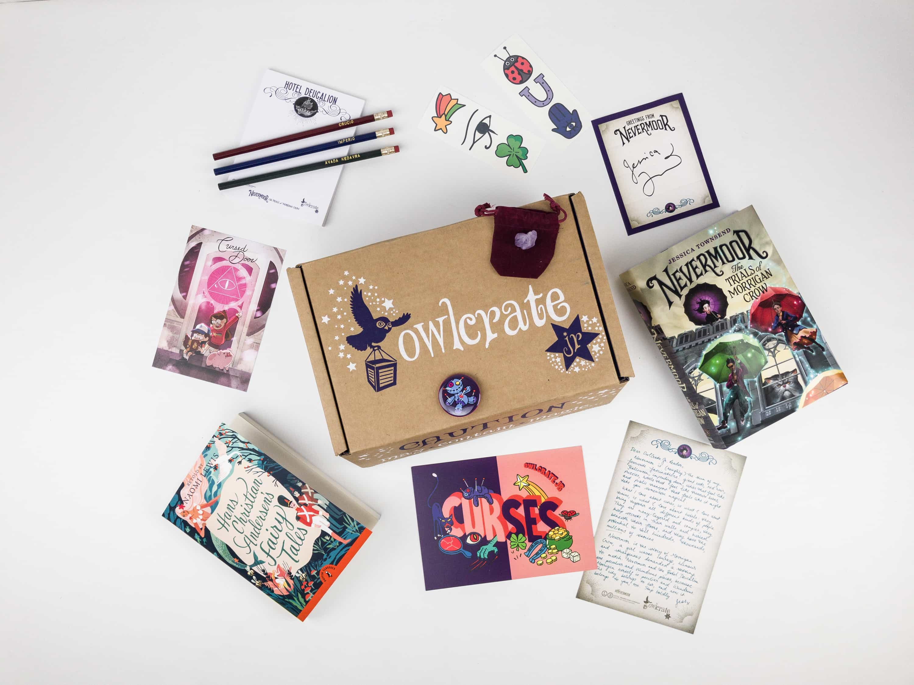 OwlCrate Jr. Black Friday Sale Here Now!